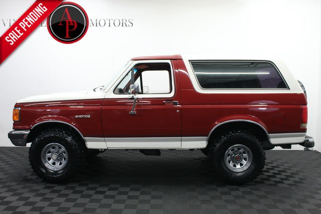 1990 Ford Bronco REMOVABLE HARD TOP 4X4 BEAUTIFUL