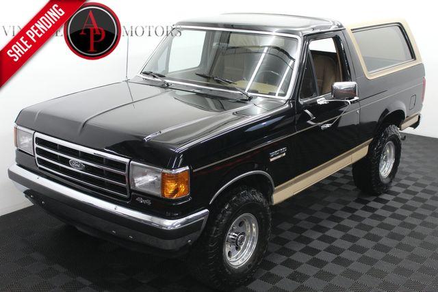 1990 Ford Bronco ONE OWNER EDDIE BAUER in Statesville, NC 28677