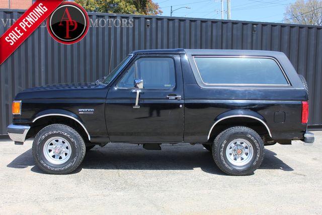 1990 Ford Bronco XLT REMOVEABLE HARDTOP 4X4 5.8L V8