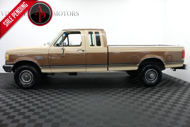 1990 Ford F-250 1 OWNER LARIAT XLT