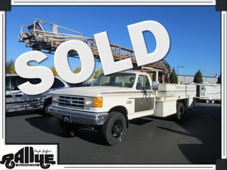 1990 Ford F450 Ladder Truck in Burlington, WA 98233