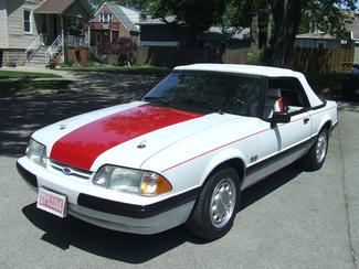 1990 Ford Mustang LX Sport   Mokena, Illinois   Classic Cars America LLC in Mokena Illinois