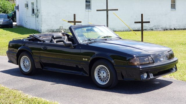 1990 Ford Mustang GT Convertible Phoenix, Arizona 17