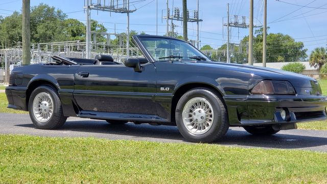 1990 Ford Mustang GT Convertible Phoenix, Arizona 19