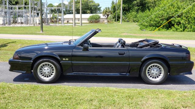 1990 Ford Mustang GT Convertible Phoenix, Arizona 9