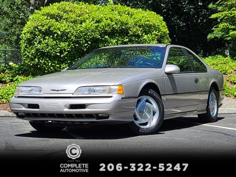 1990 Ford Thunderbird SC Super Coupe Supercharged 50,751 Original Miles All Stock Rare! in Seattle