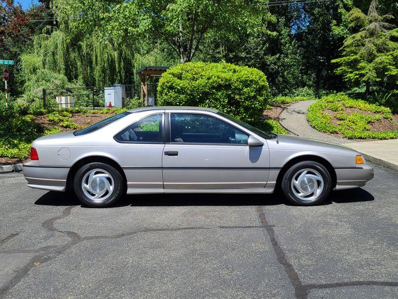 1990 Ford Thunderbird SC Super Coupe Supercharged 50751 Original Miles All Stock Rare  city Washington  Complete Automotive  in Seattle, Washington