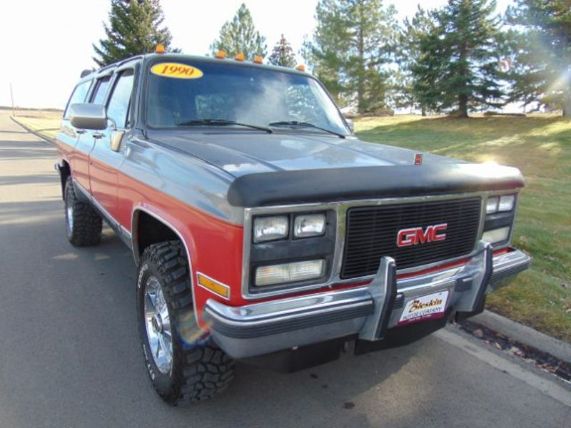 1990 GMC Suburban 1500 4WD  city MT  Bleskin Motor Company   in Great Falls, MT