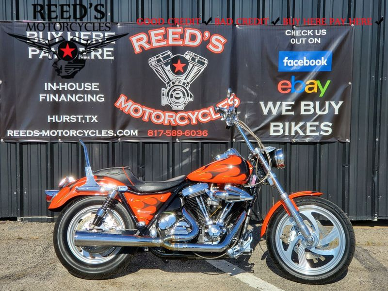 1990 Harley Davidson FXR REEDS COLLECTION   Hurst, Texas   Reed's Motorcycles in Hurst Texas