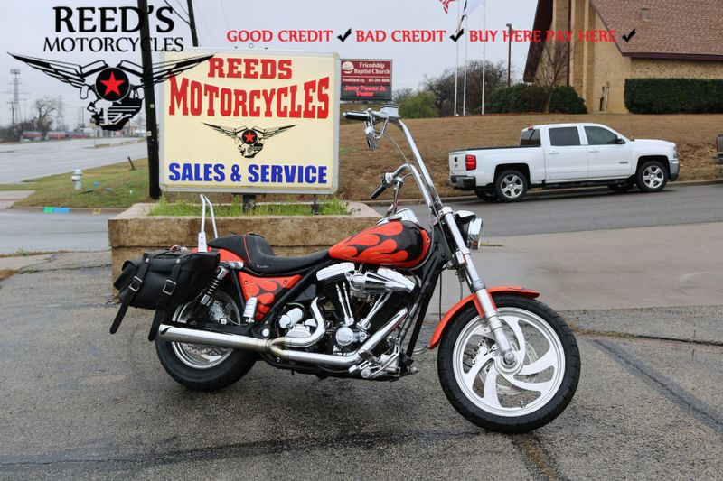 1990 Harley Davidson LOW RIDER  | Hurst, Texas | Reed's Motorcycles in Hurst Texas