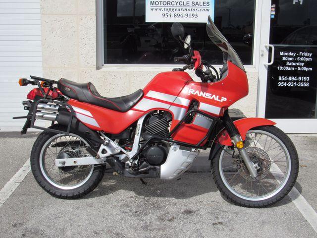 1990 Honda XL600V Transalp in Dania Beach Florida, 33004