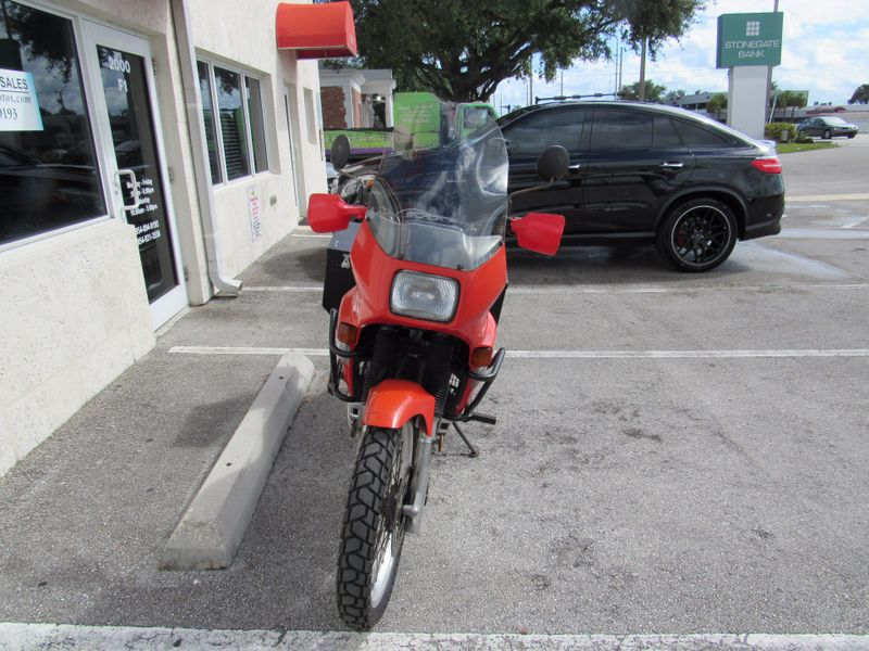 1990 Honda XL600V Transalp   city Florida  Top Gear Inc  in Dania Beach, Florida