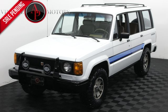 1990 Isuzu Trooper RS VINTAGE 4X4 CRATE MOTOR