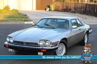 1990 Jaguar XJS ROUGE CLASSIC COLLECTION 71K ORIGINAL MLS AUTOMATIC in Woodland Hills CA, 91367