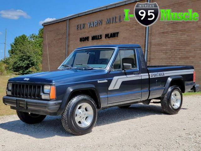 1990 Jeep Comanche SporTruck