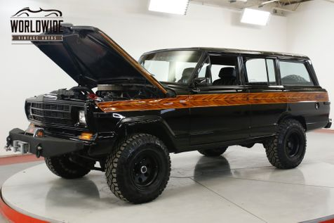1990 Jeep GRAND WAGONEER HIGH $ CUSTOM BUILD VINTAGE AC WINCH LIFT | Denver, CO | Worldwide Vintage Autos in Denver, CO