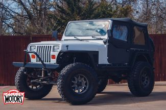 "1990 Jeep Wrangler ""S"" V-8 Engine - Central Alps in Arlington, Texas 76013"