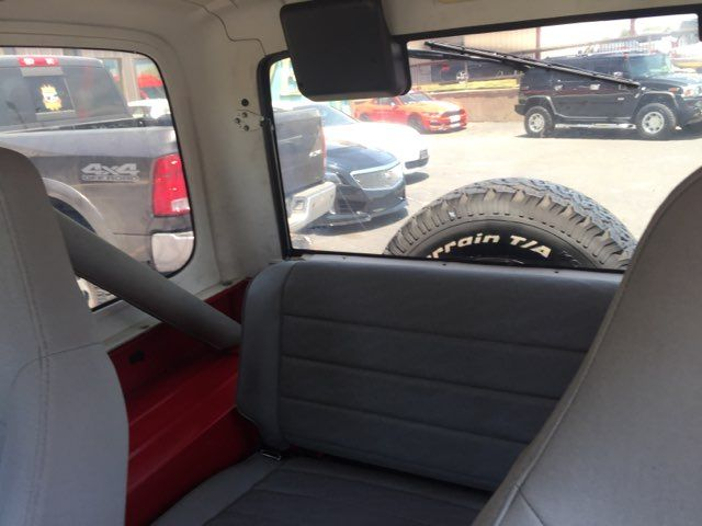 """1990 Jeep Wrangler """"S"""" in Boerne, Texas 78006"""