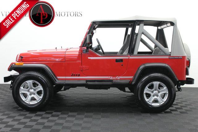 1990 Jeep Wrangler 27K ORIGINAL MILES