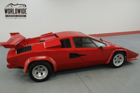 1990 Lamborghini COUNTACH $65K+ BUILD CORVETTE 5.7L 5 SPEED AC! PB!  EXOTIC | Denver, CO | Worldwide Vintage Autos in Denver, CO
