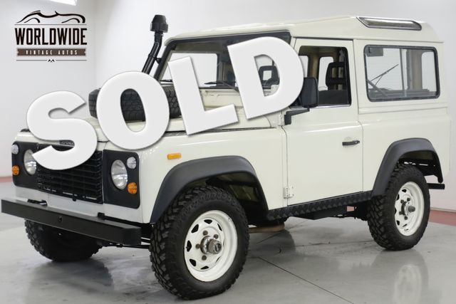1990 Land Rover DEFENDER in Denver CO