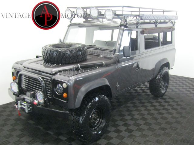 1990 Land Rover DEFENDER 110 BUILT TURBO DIESEL