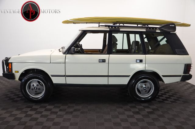 1990 Land Rover Range Rover County VERY CLEAN TIME CAPSULE