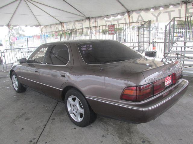 1990 Lexus LS 400 Gardena, California 1