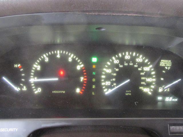 1990 Lexus LS 400 Gardena, California 5