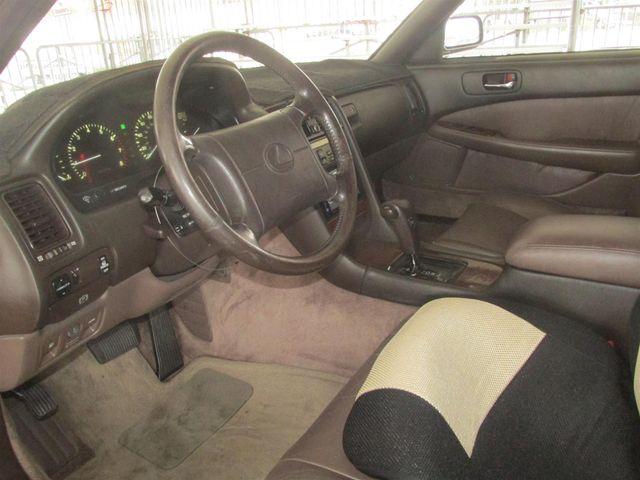 1990 Lexus LS 400 Gardena, California 4