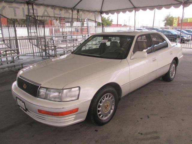 1990 Lexus LS 400 Gardena, California