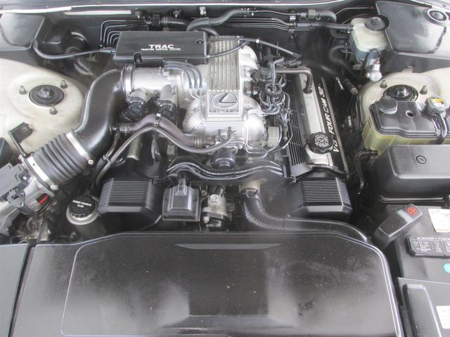 1990 Lexus LS 400 Gardena, California 14