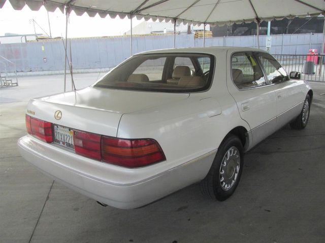 1990 Lexus LS 400 Gardena, California 2
