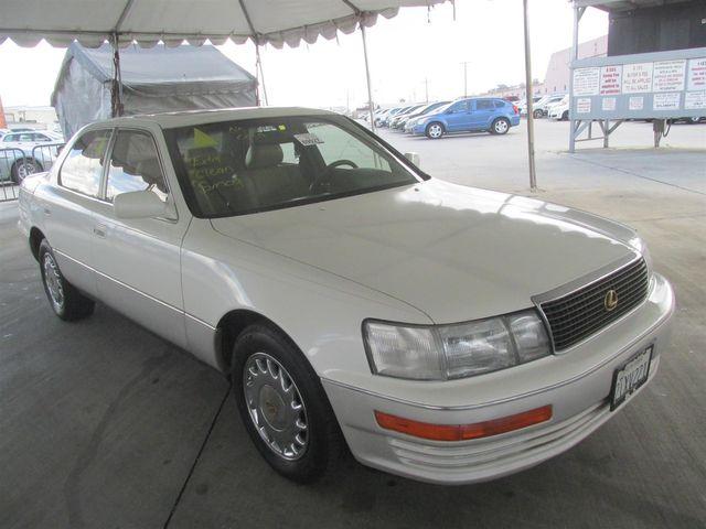1990 Lexus LS 400 Gardena, California 3