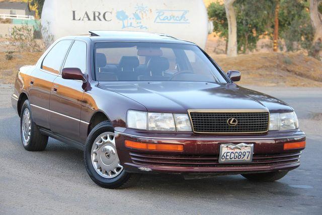 1990 Lexus LS 400 Santa Clarita, CA 3