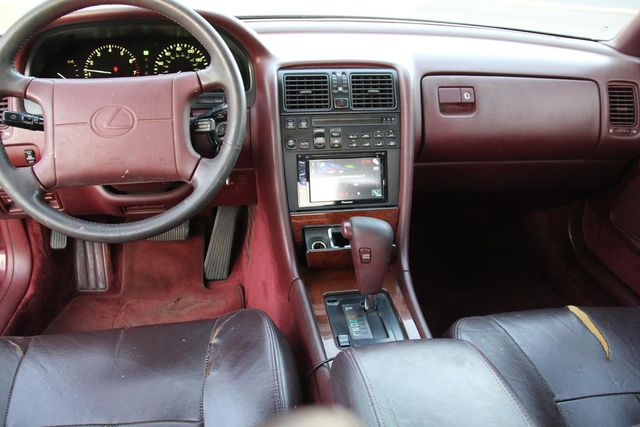 1990 Lexus LS 400 Santa Clarita, CA 7