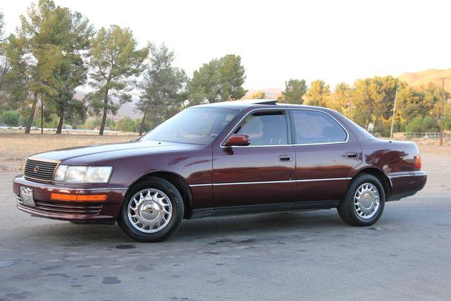 1990 Lexus LS 400 Santa Clarita, CA 1