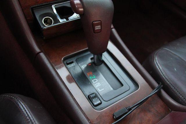 1990 Lexus LS 400 Santa Clarita, CA 22