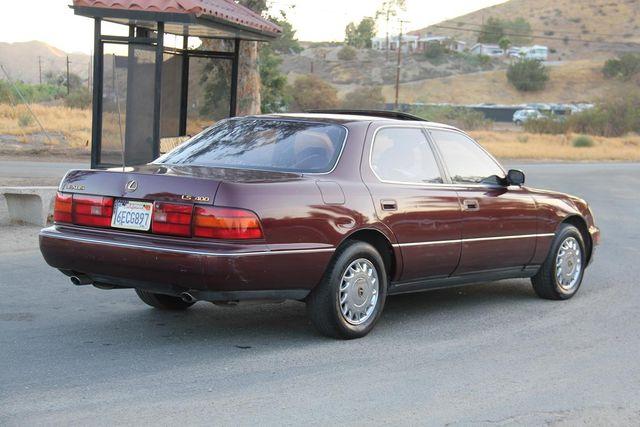 1990 Lexus LS 400 Santa Clarita, CA 6