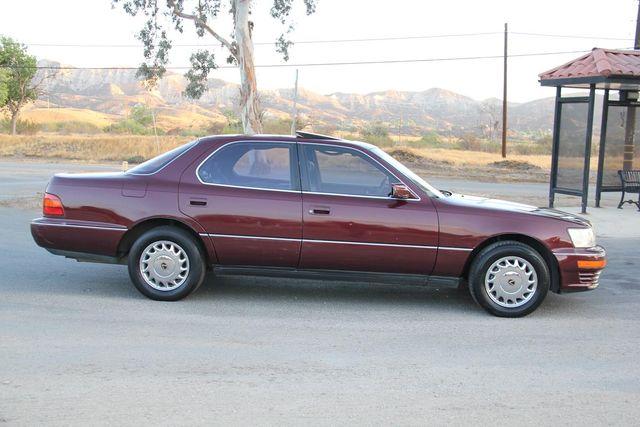 1990 Lexus LS 400 Santa Clarita, CA 12