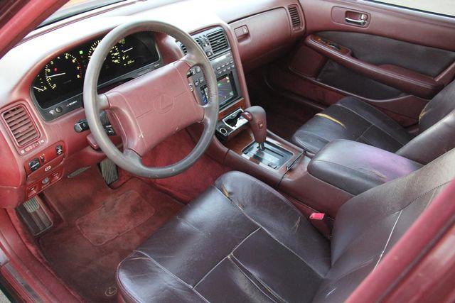 1990 Lexus LS 400 Santa Clarita, CA 8