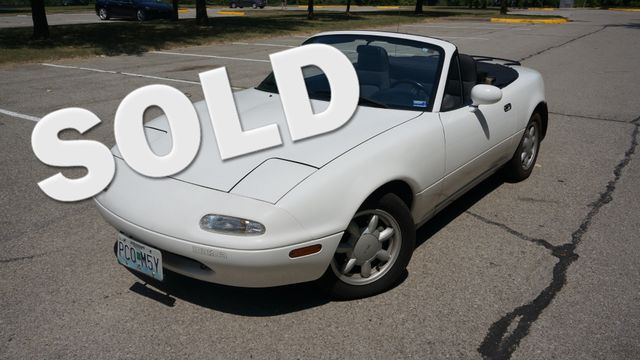 1990 Mazda MX-5 Miata ROADSTER Valley Park, Missouri