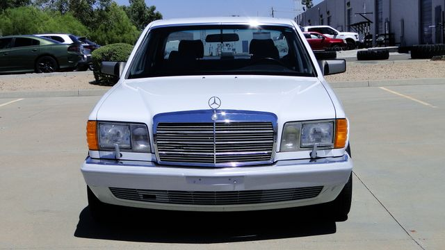 1990 Mercedes-Benz S-CLASS SEDAN 420SEL Phoenix, Arizona 12