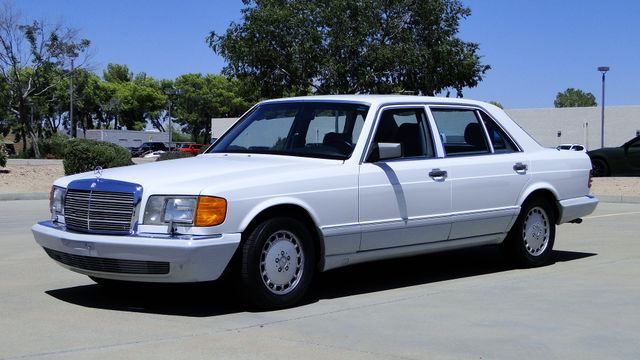 1990 Mercedes-Benz S-CLASS SEDAN 420SEL Phoenix, Arizona 16