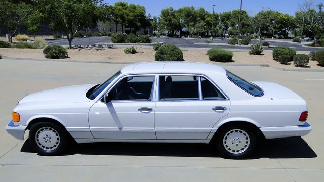 1990 Mercedes-Benz S-CLASS SEDAN 420SEL Phoenix, Arizona 21