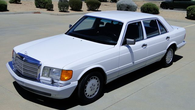 1990 Mercedes-Benz S-CLASS SEDAN 420SEL Phoenix, Arizona 8