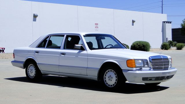 1990 Mercedes-Benz S-CLASS SEDAN 420SEL Phoenix, Arizona 2