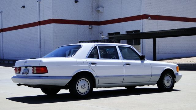 1990 Mercedes-Benz S-CLASS SEDAN 420SEL Phoenix, Arizona 14