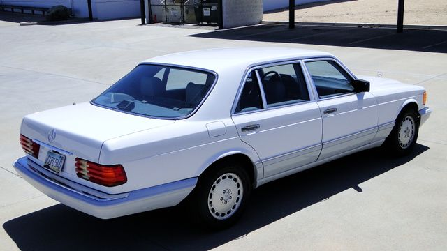 1990 Mercedes-Benz S-CLASS SEDAN 420SEL Phoenix, Arizona 4