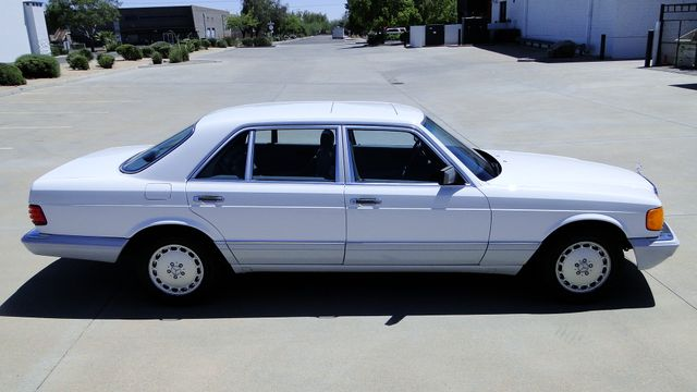 1990 Mercedes-Benz S-CLASS SEDAN 420SEL Phoenix, Arizona 19
